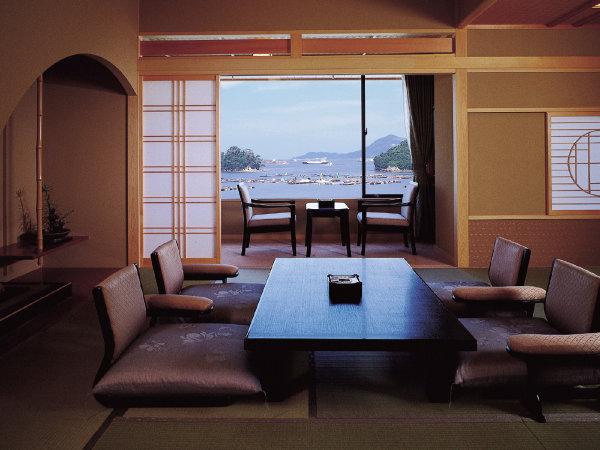 心の休日、日本の雅。客室のご案内