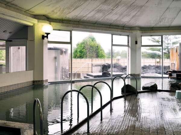 【入浴設備】塩分が高く、優れた泉質が体を心から温めてくれます。