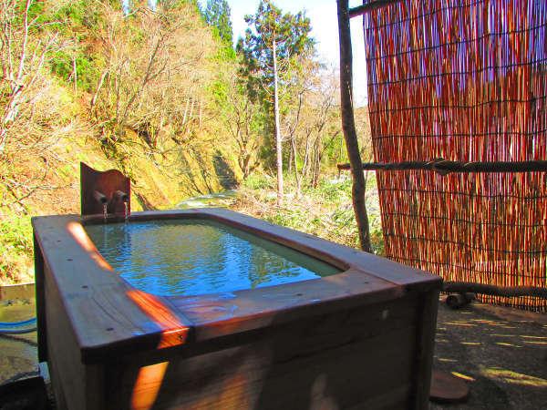 【せせらぎの宿 吉野屋】手作りのお料理が美味しい。源泉かけ流しの小さなお宿。