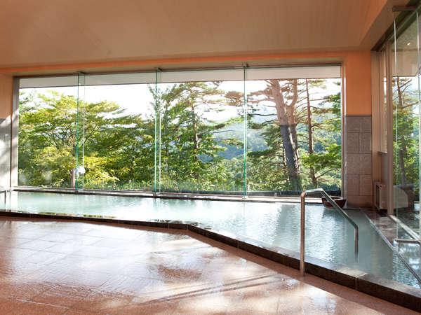 大浴場(山の湯・女性用)