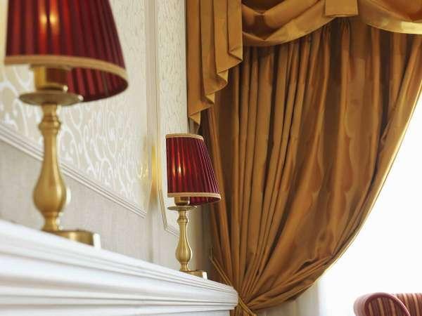 ★ナイトランプの優しい明かりでムードもばっちり・・・夢見る一夜をお過ごしください。