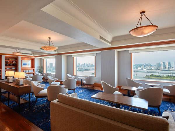 エグゼクティブフロア・スイートルームにご宿泊のお客様はView Loungeもご利用いただけます。