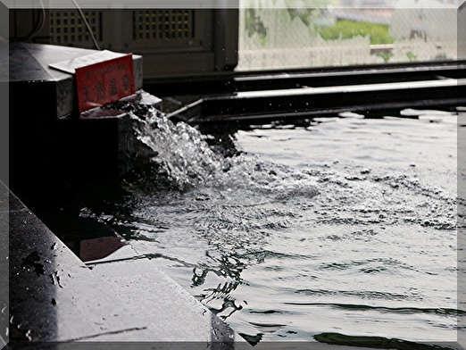 【展望大浴場】天然温泉(温泉名:彦根千乃松原温泉)
