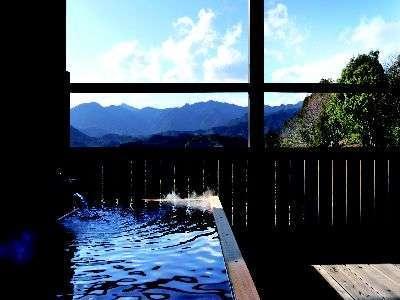 ◆離れ 露天風呂付ロイヤルスイート[満月庵]