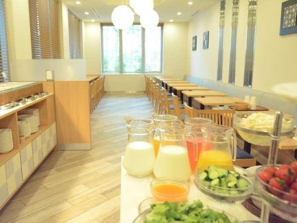 レストラン「パームツリー」/朝食