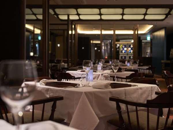 レストラン I;caza[ikaza] 夜