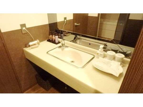 部屋洗面台一例(701号室)