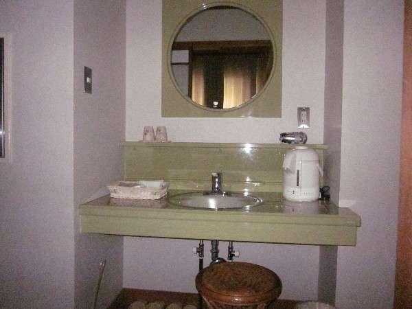 和室・洗面所
