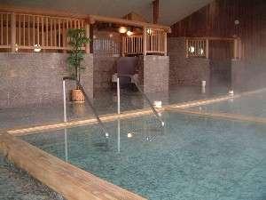 [天然温泉・気楽坊]トルマリン風呂