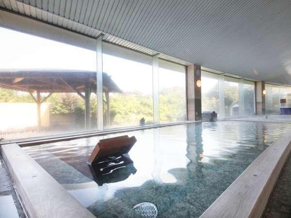 [天然温泉・気楽坊]大浴場