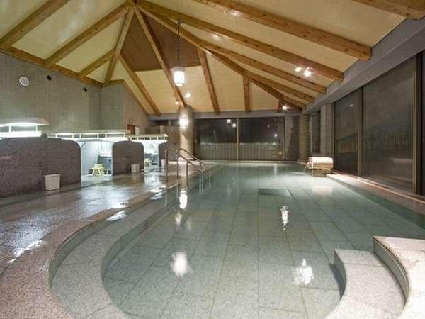 ◇【大浴場 楽水】広々とした大浴場
