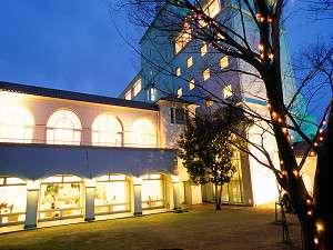 【ガーデンホテルハナヨ】アドベンチャーワールドまで車で15分♪南欧風のお洒落なホテル♪