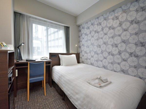 2019年7月、全客室リニューアル完了!!より安心・快適・清潔なお部屋をご利用ください。