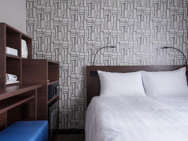 【プレミアホテル-CABIN-新宿】快適・安心・安全なご滞在をお約束いたします。