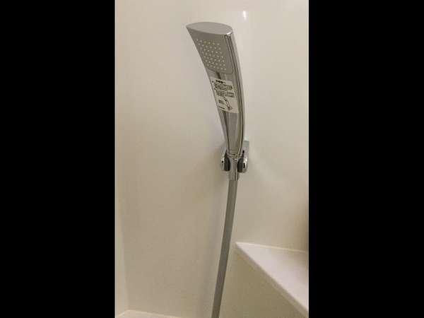 シャワーヘッド(シングル・ダブルルーム)