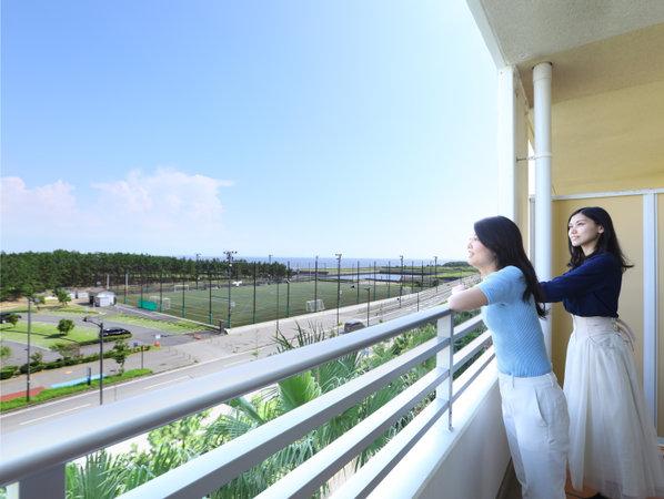 バルコニーからの眺め(イメージ)