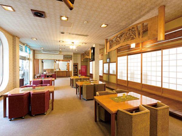 ■ロビー・喫茶スペース■お待ち合わせやちょっとしたご休憩に明るく開放的な空間