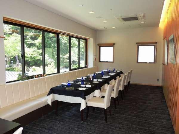 2階宿泊専用レストラン