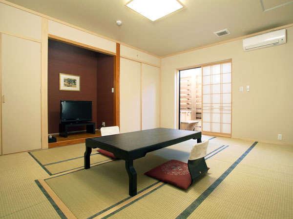 露天風呂付き和室◆静かな滞在をお楽しみ頂けます。