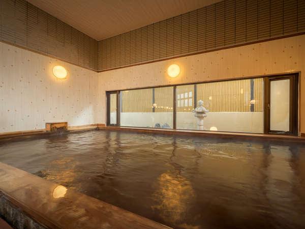 大浴場・檜湯