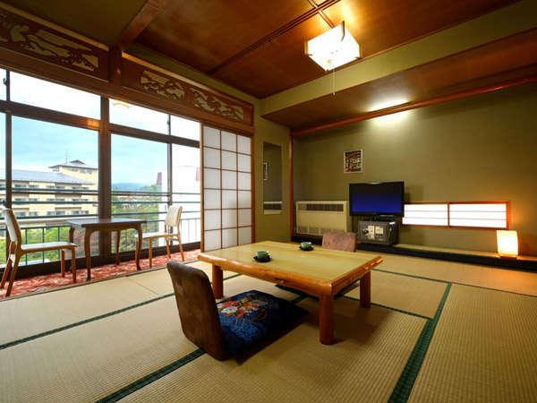 【和室一例】ゆったりとお過ごしいただける和室です。