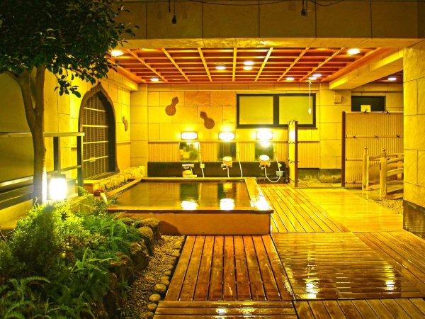 「太閤の湯」天空露天風呂(2021/5/1~展望大浴場を男女入れ替え制に致します。)