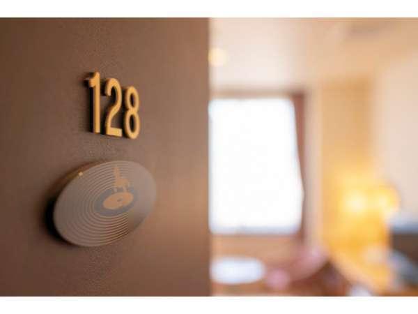 ●客室入り口