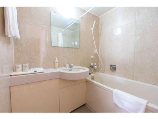 ●客室バスルーム