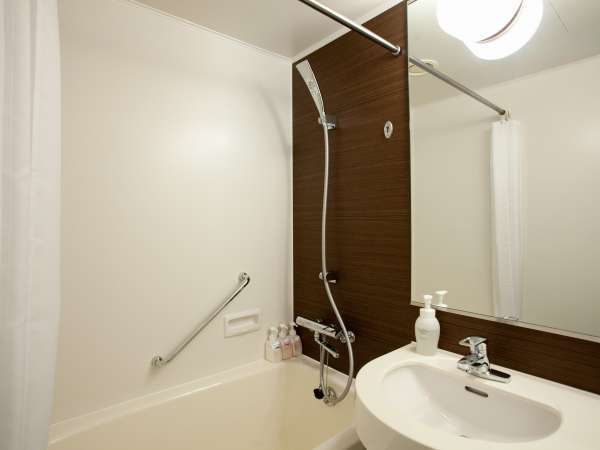 シングル・ダブル・ツイン浴室