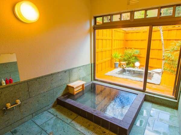 貸切露天風呂&貸切温泉24時間入れます!