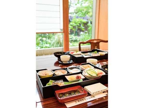 【料理】朝食 和定食