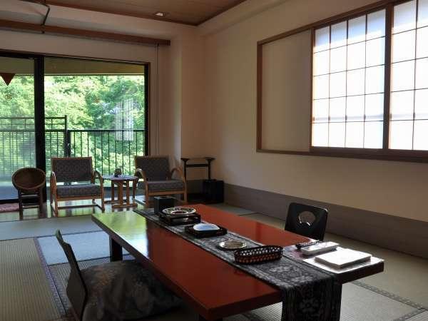 【弐番館】露天風呂付客室 一例