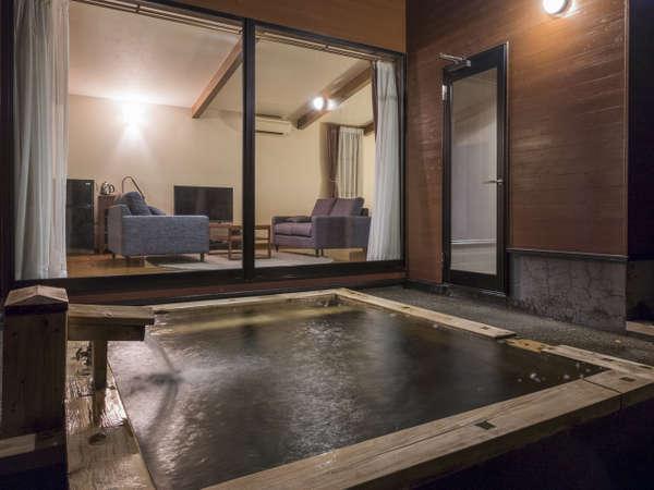 【今宵の湯宿 悠然】全室離れ客室露天風呂付・1日8組限定プライベートを楽しむ離れ宿
