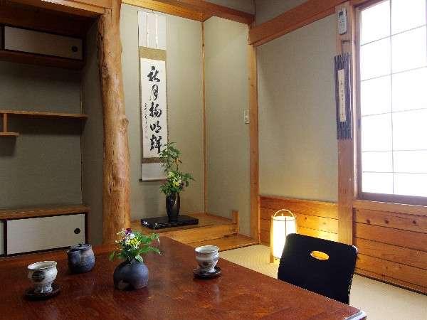 【客室】全室洗面&トイレ、冷蔵庫付/客室一例