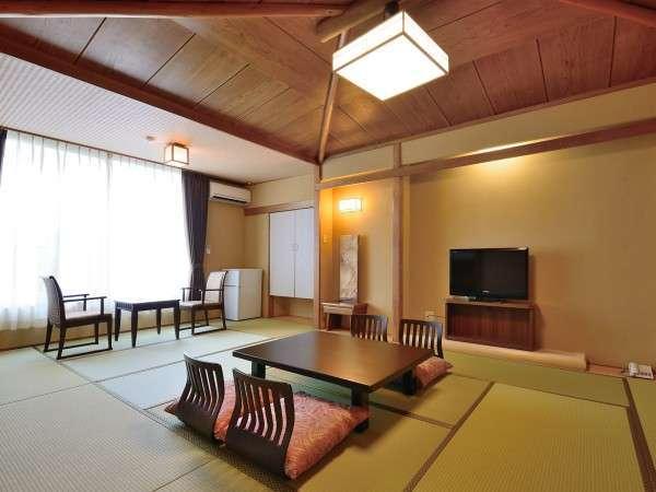 【東館】12帖和室☆富士山側