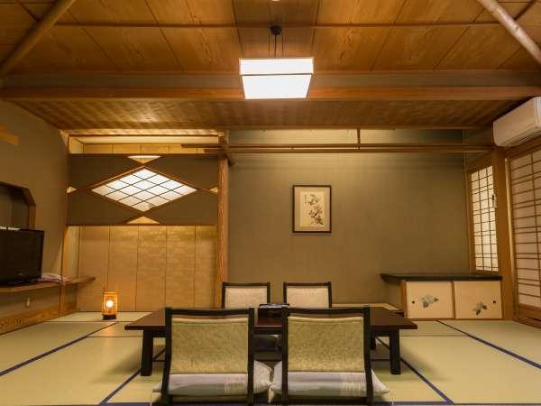 【特別室】ツイン+15帖和室☆富士山側