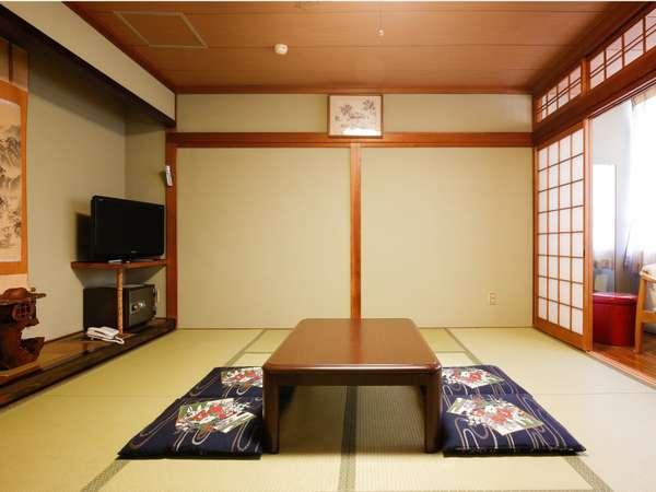 【和室】潮風も心地よい落ち着いた和室