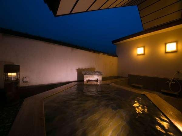 ■貸切風呂■昼は谷川岳の絶景と森の空気を、夜は満点の星空を堪能