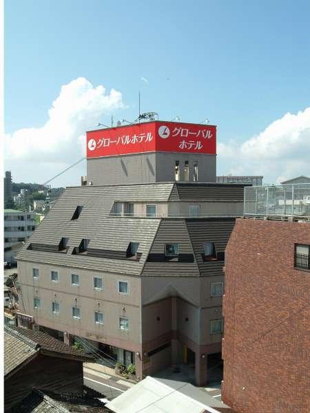 グローバルホテル 外観