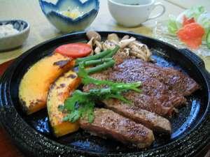 極上!石見和牛のステーキ
