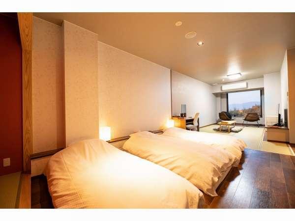眺望の良いお部屋をご希望のお客様は、予めお問い合わせください。