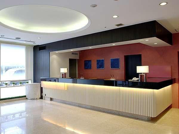 ホテルフロントイメージ