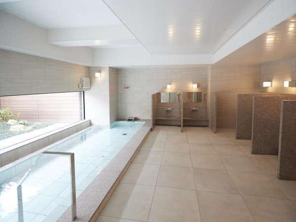 大浴場(女性用)入浴時間15:00-25:00(LO24:30)/6:00-10:00(LO9:30)