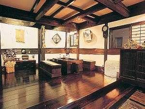 【旅館かくおや】貸切り風呂6つなので、気兼ねなくのんびりお風呂を楽しめる