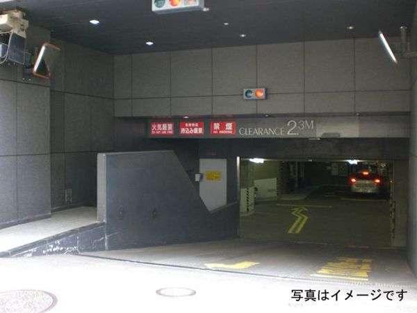 ◆駐車場入口◆