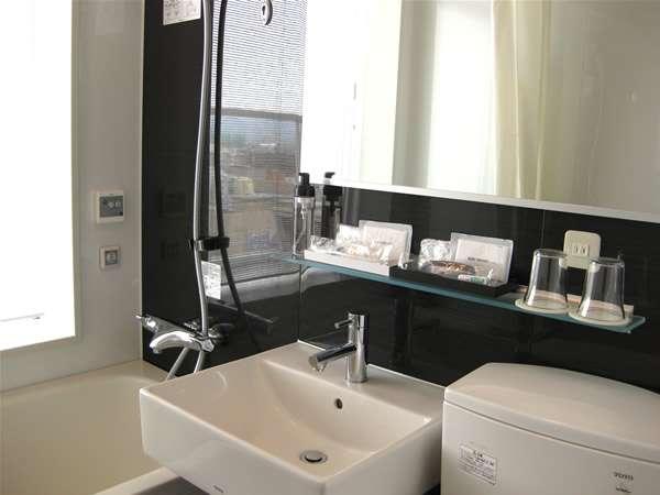 最上階客室バスルーム