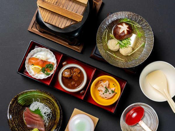 ご夕食「喜連川御膳」イメージ