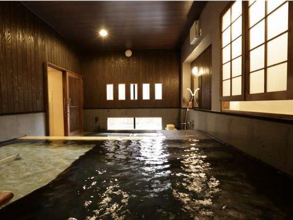 昼神温泉の美人美肌の湯をお客様だけの空間で♪