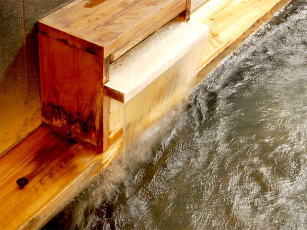 肌が柔らかくなると評判の日田温泉の湯をお楽しみください。