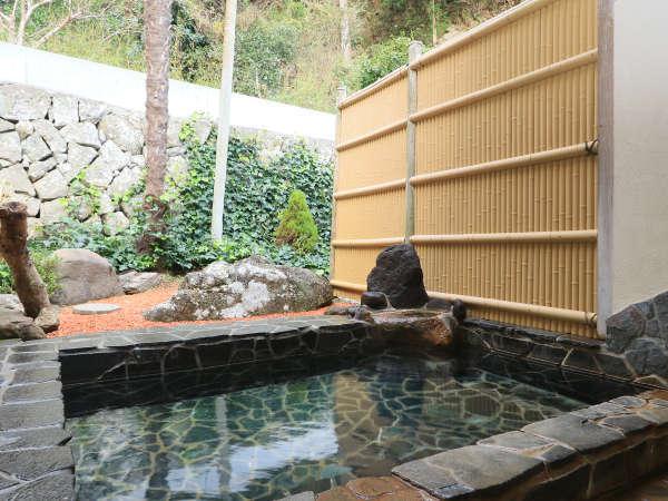 【露天風呂の宿 九条】滞在中いつでも入浴できる貸切可能な露天風呂・内風呂が魅力!